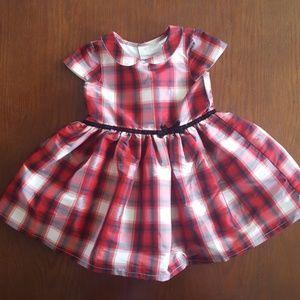 《 Carter's 》 Plaid Dress